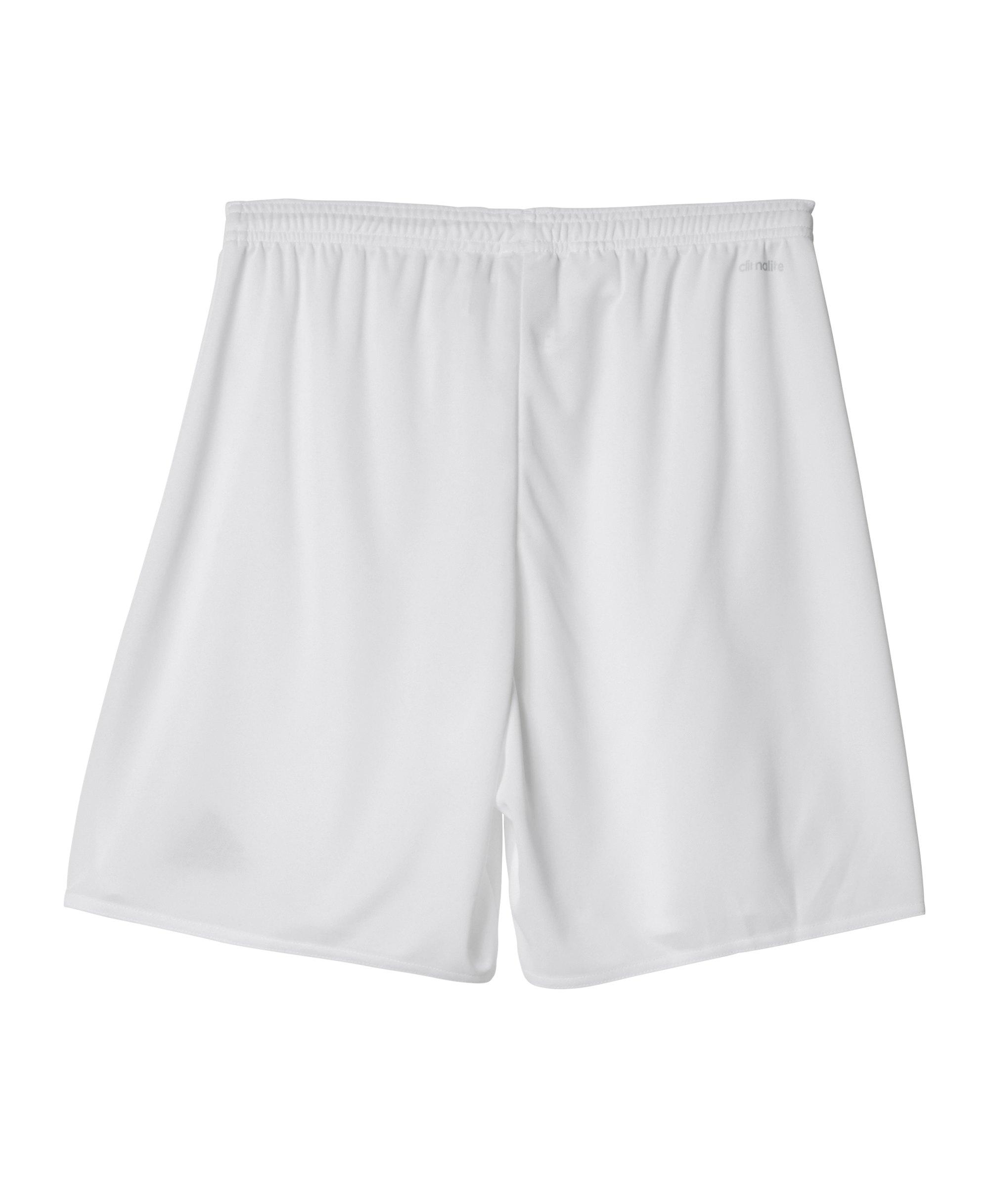 adidas Parma 16 Short ohne Innenslip Kids Weiss   Kinder   Children ... d26c2554d9