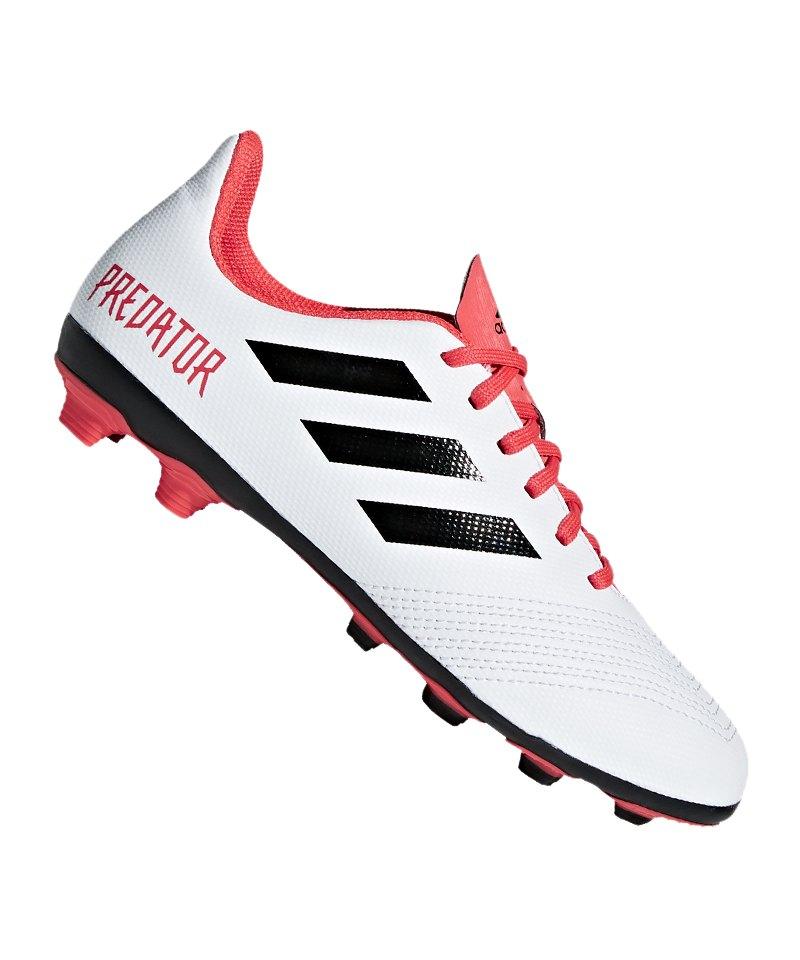adidas Predator 18.4 FxG Fußballschuh Weiß | adidas Deutschland