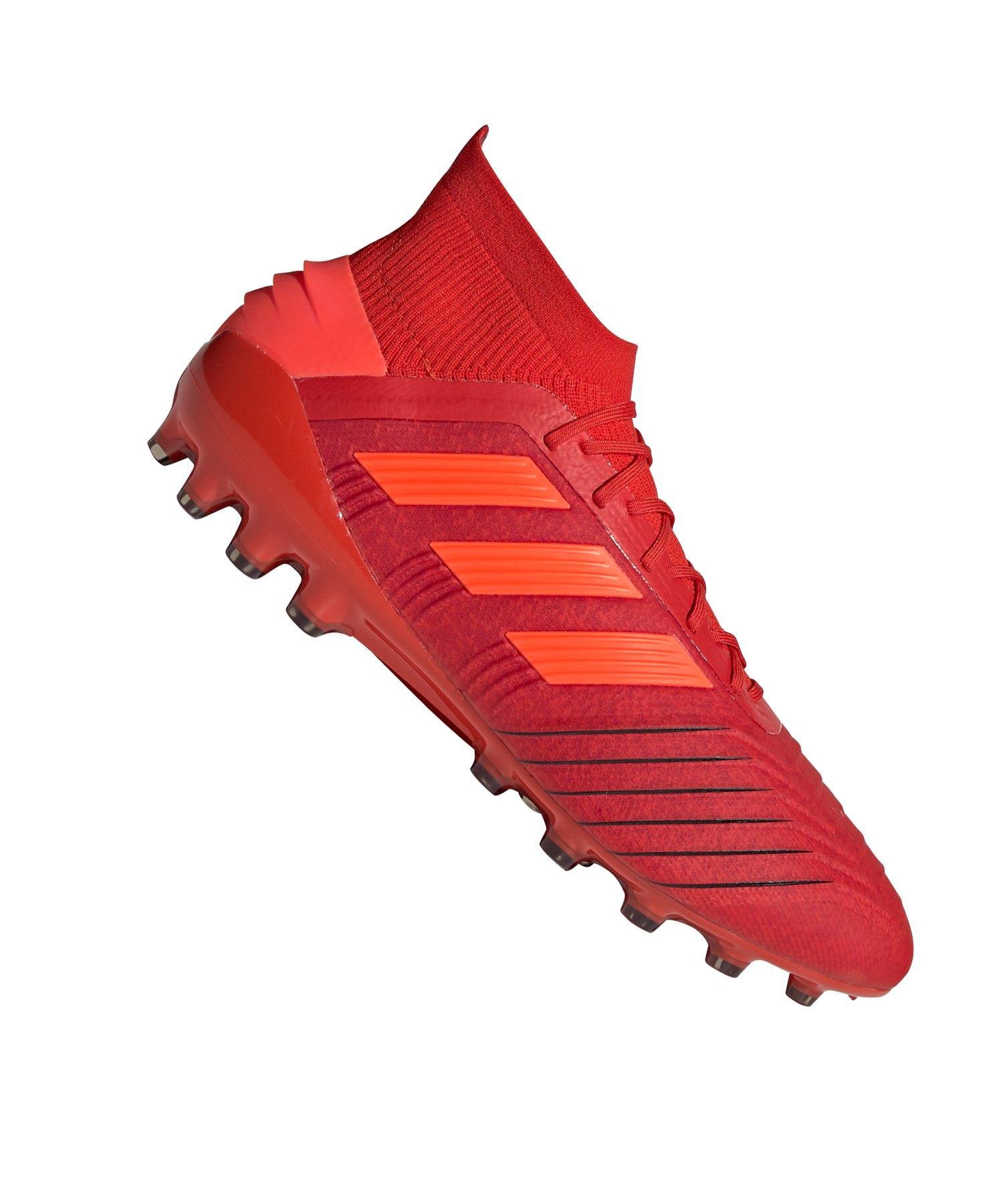 adidas Performance Herren Fußballschuhe Kunstrasen Predator 19.1 AG