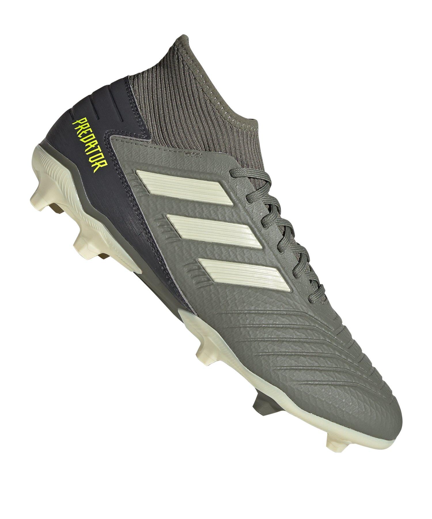 adidas Predator 19.3 FG Herren Fußballschuhe N | real