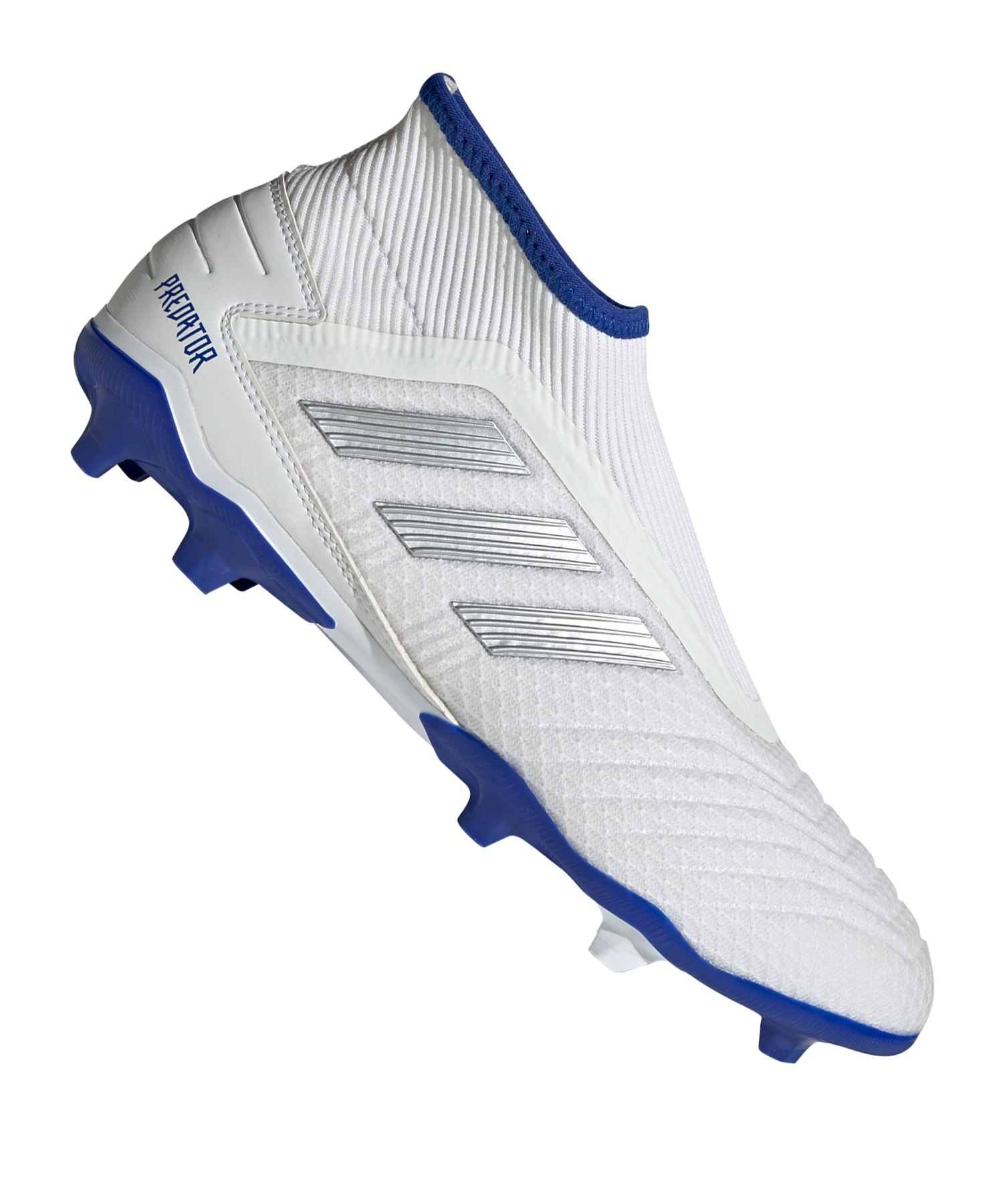 newest collection 34889 f5b99 adidas Predator 19.3 FG Weiss Silber - weiss