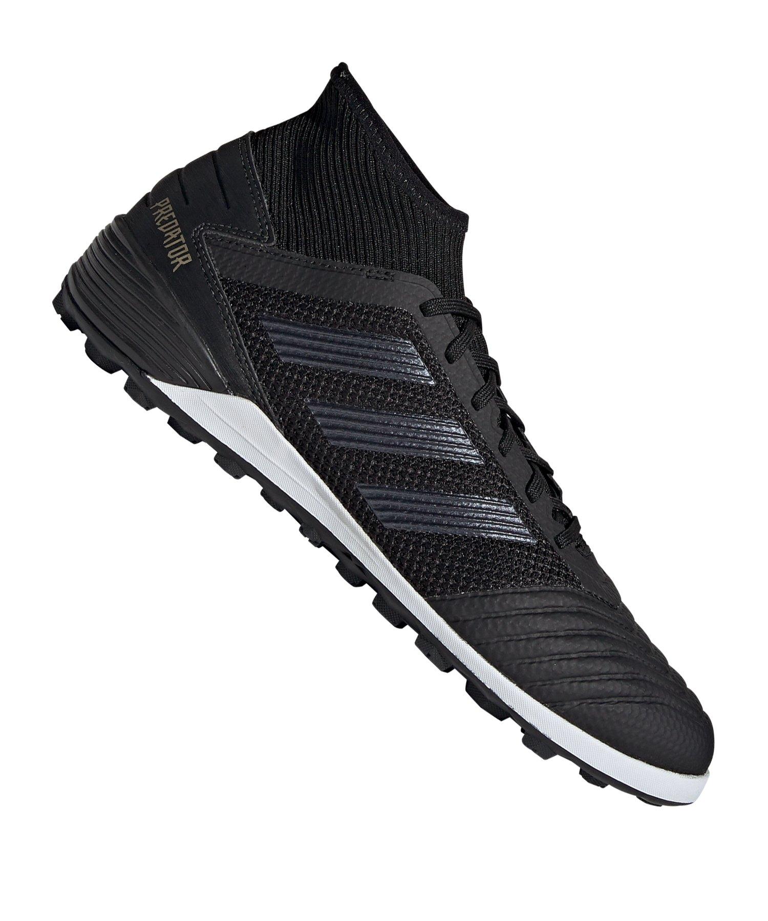 adidas Predator 19.3 TF Schwarz Gold