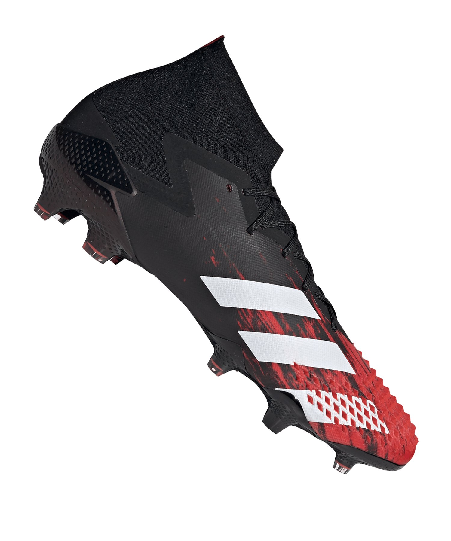 adidas Predator 20.1 FG Schwarz Rot