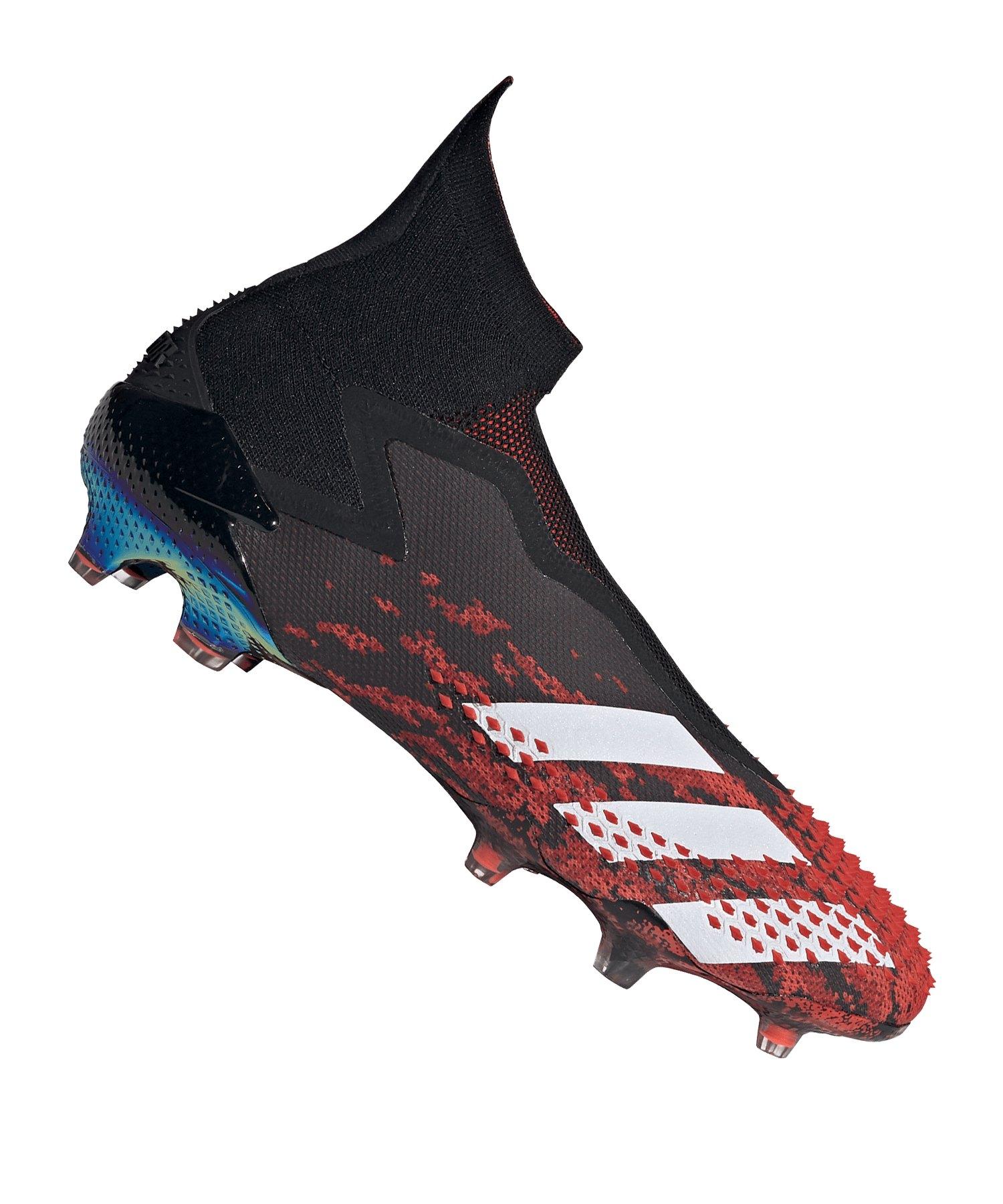 adidas Predator 20+ FG Schwarz Rot