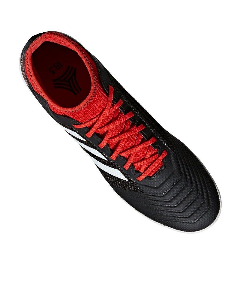 low cost f85ae 4b623 ... adidas Predator Tango 18.3 TF Schwarz Rot - schwarz ...