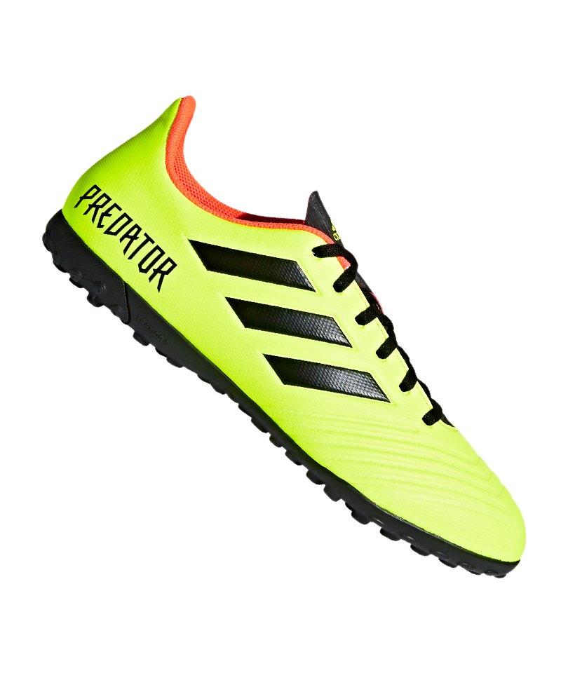 online store 26bf0 16ecf adidas Predator Tango 18.4 TF Gelb Schwarz - gelb