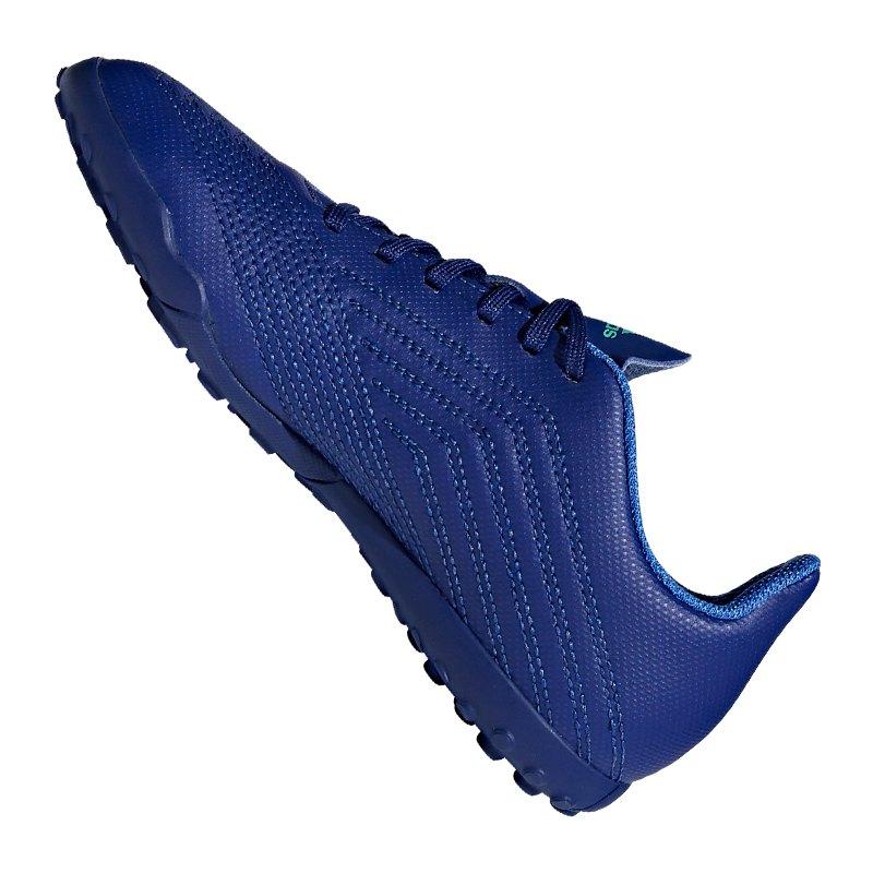 ... famous brand 681e6 ff378 ... adidas Predator Tango 18.4 TF J Kids Blau  Grün ... 68aa6dd649dc