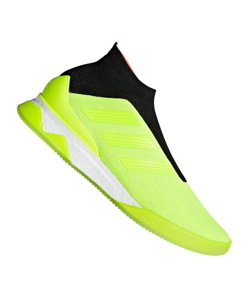 f17c3e313b92 adidas Predator Tango 18+ TR Gelb - gelb