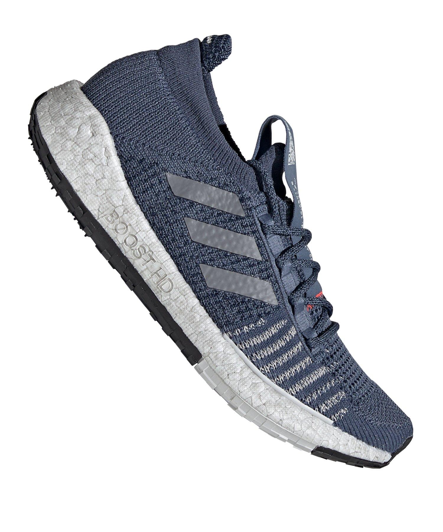 adidas Pulse Boost HD Running Damen Blau Grau