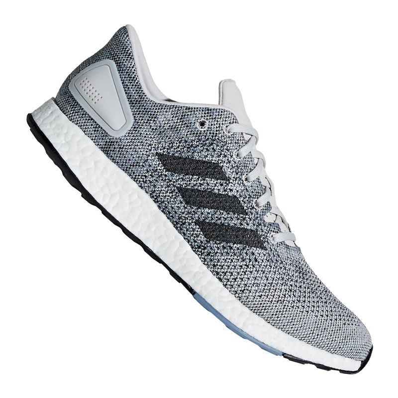 adidas Pure Boost DPR Running Grau Weiss