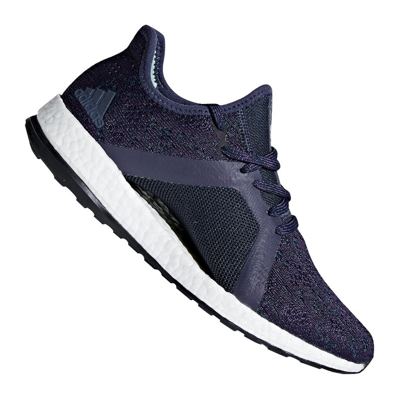 Adidas Pure Boost X Element Running Grau
