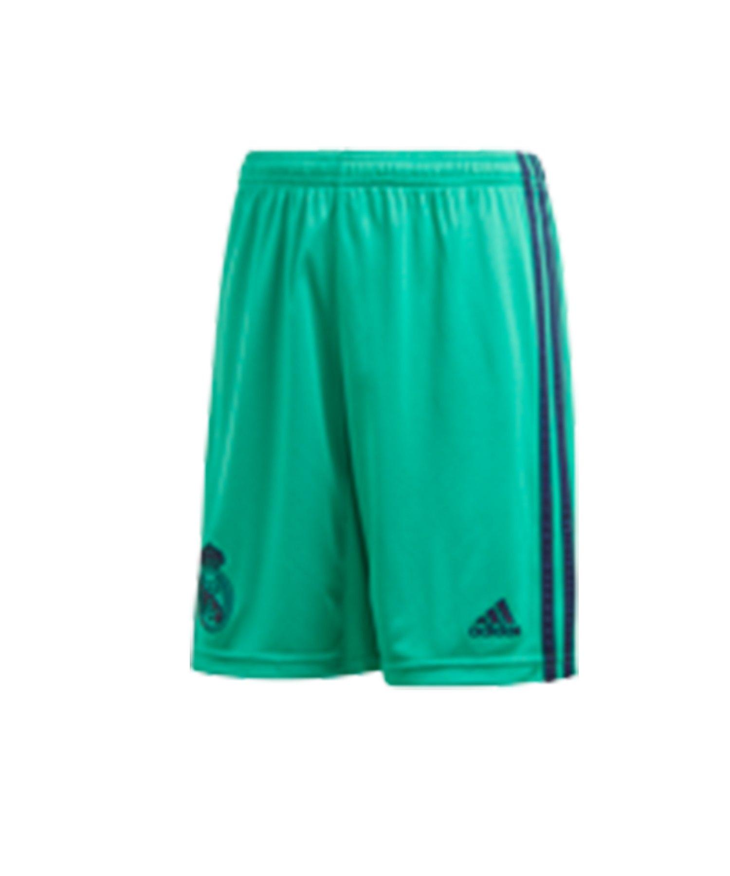 adidas Real Madrid Trikot UCL 20192020 Kids Grün