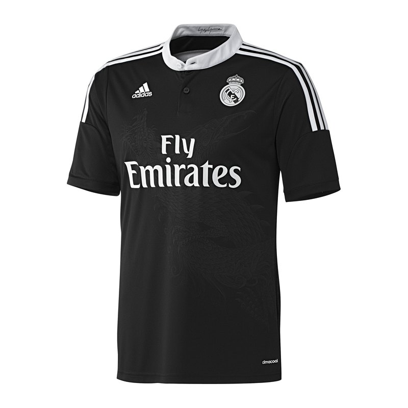 adidas real madrid trikot 3rd ausweichtrikot primera. Black Bedroom Furniture Sets. Home Design Ideas