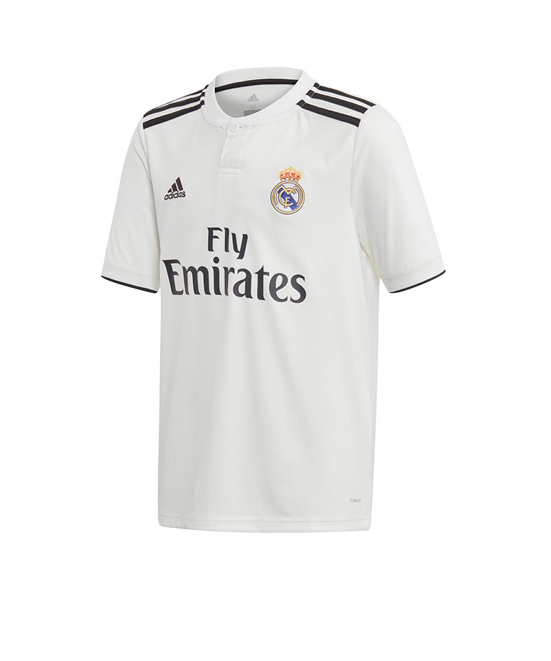 adidas Real Madrid Trikot Home Kids 20182019