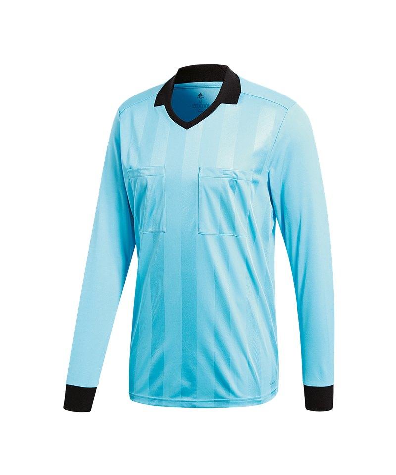 adidas Referee 18 Trikot langarm Blau