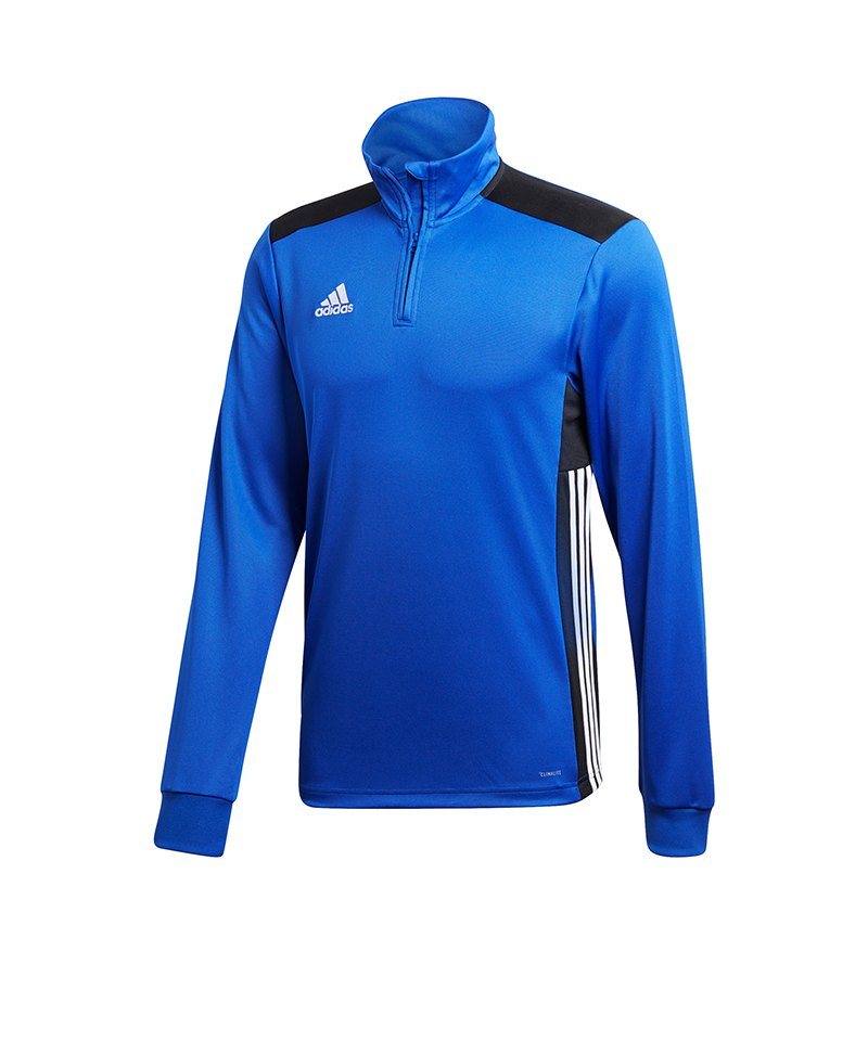 adidas Regista 18 Training Top Blau Schwarz