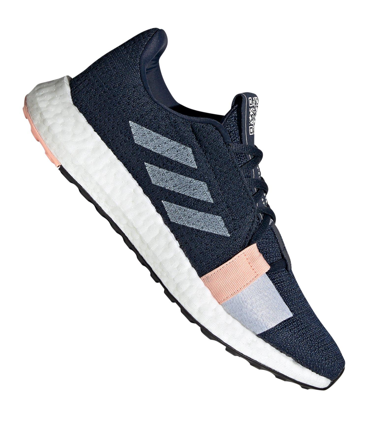 adidas Sense Boost Go Running Damen Blau