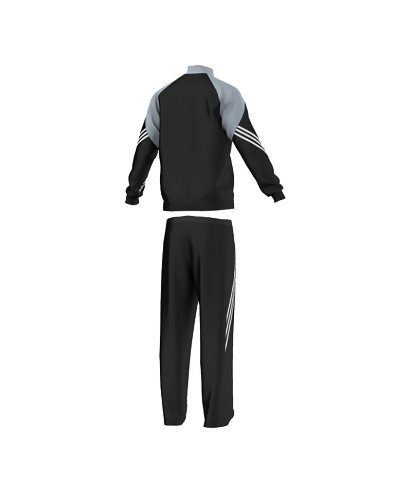 Adidas Sereno 14 Polyesteranzug Anzüge Trainingsanzug Herren Men ... 18b5a0e624