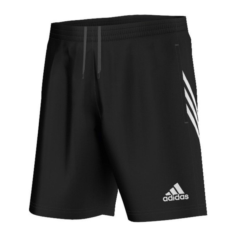 adidas sereno 14 training short hose kurz trainingshose. Black Bedroom Furniture Sets. Home Design Ideas