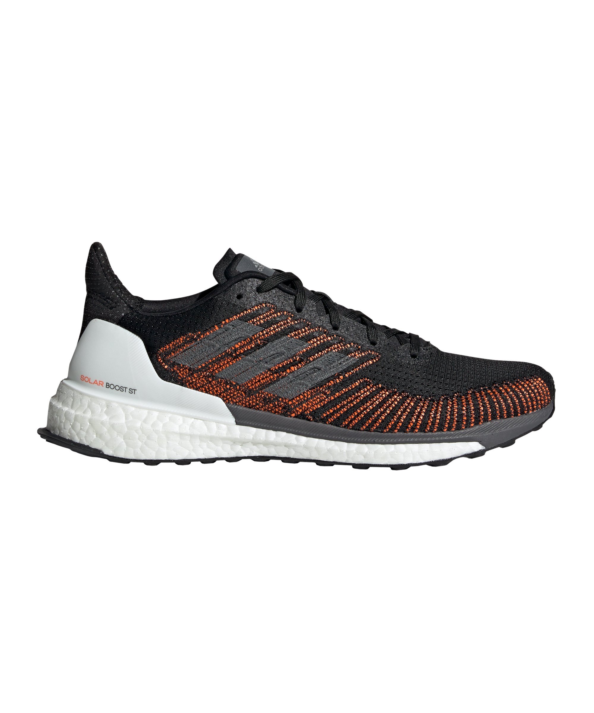 adidas Solar Boost ST 19 Running Schwarz Orange