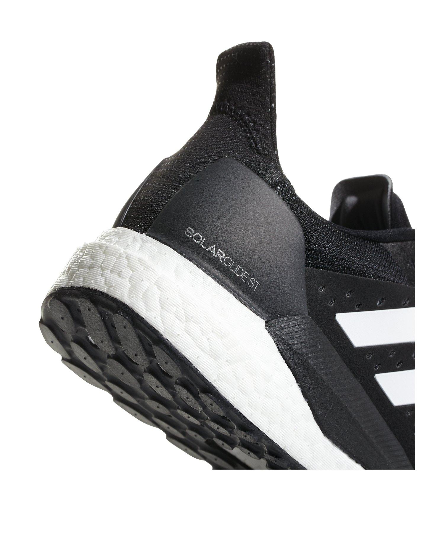 huge selection of 88393 021b9 ... adidas Solar Glide ST Running Schwarz Grau - schwarz ...