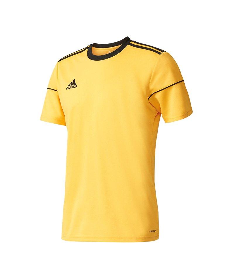 adidas Trikot Squadra 17 gelbschwarz