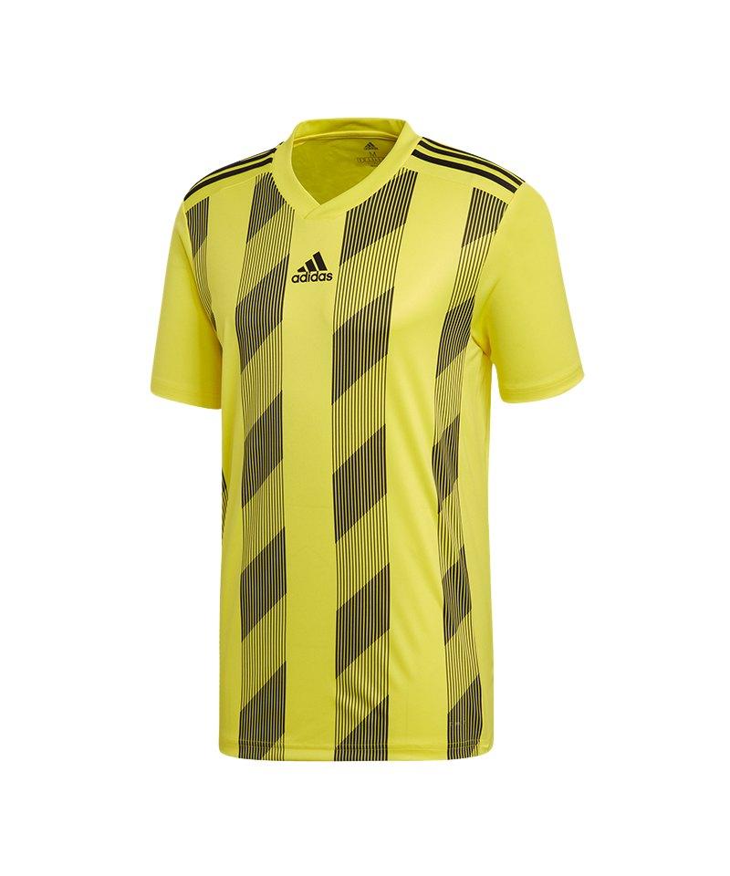 sale retailer a48ad 588b5 adidas Striped 19 Trikot kurzarm Kids Gelb Schwarz