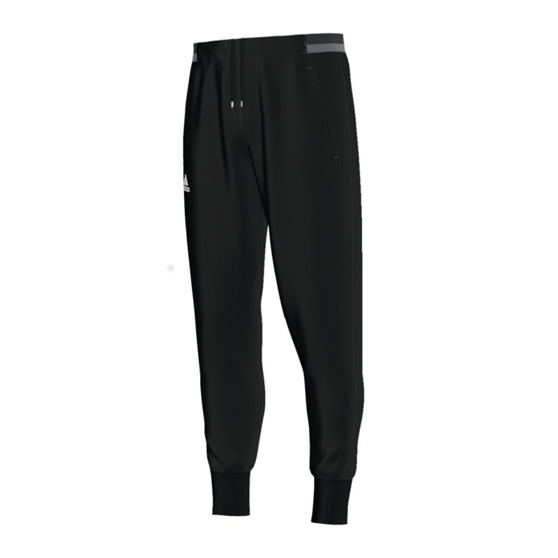 adidas sweat pant jogginghose schwarz trainingshose. Black Bedroom Furniture Sets. Home Design Ideas