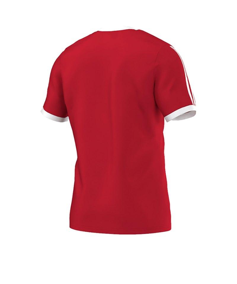 adidas trikotsatz rot schwarz