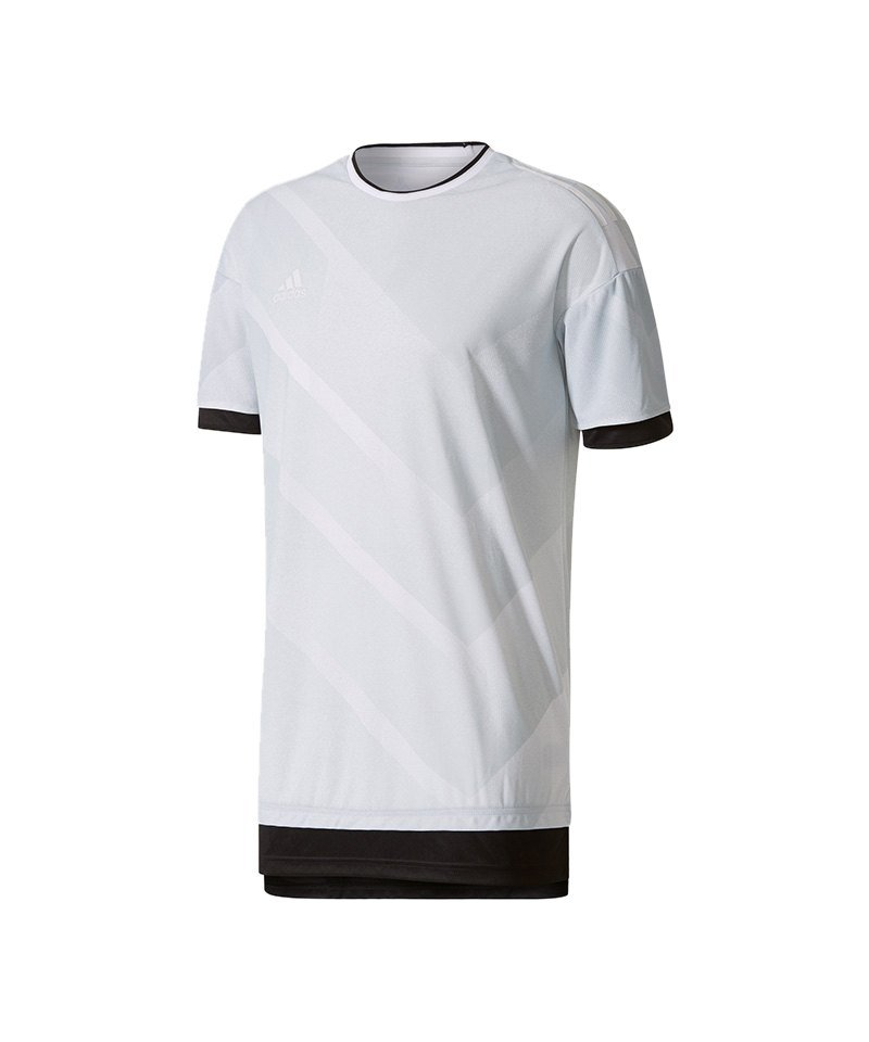 adidas Tango Future Training Trikot Weiss Grau