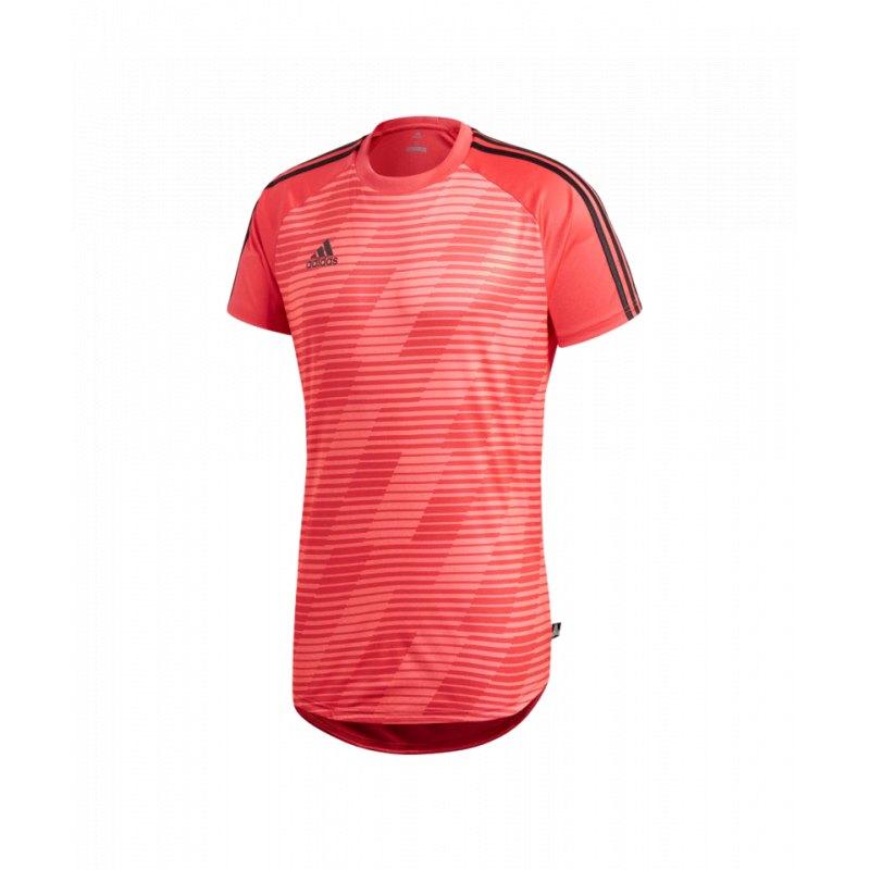 adidas herren ac milan climacool home fußball trikot rot