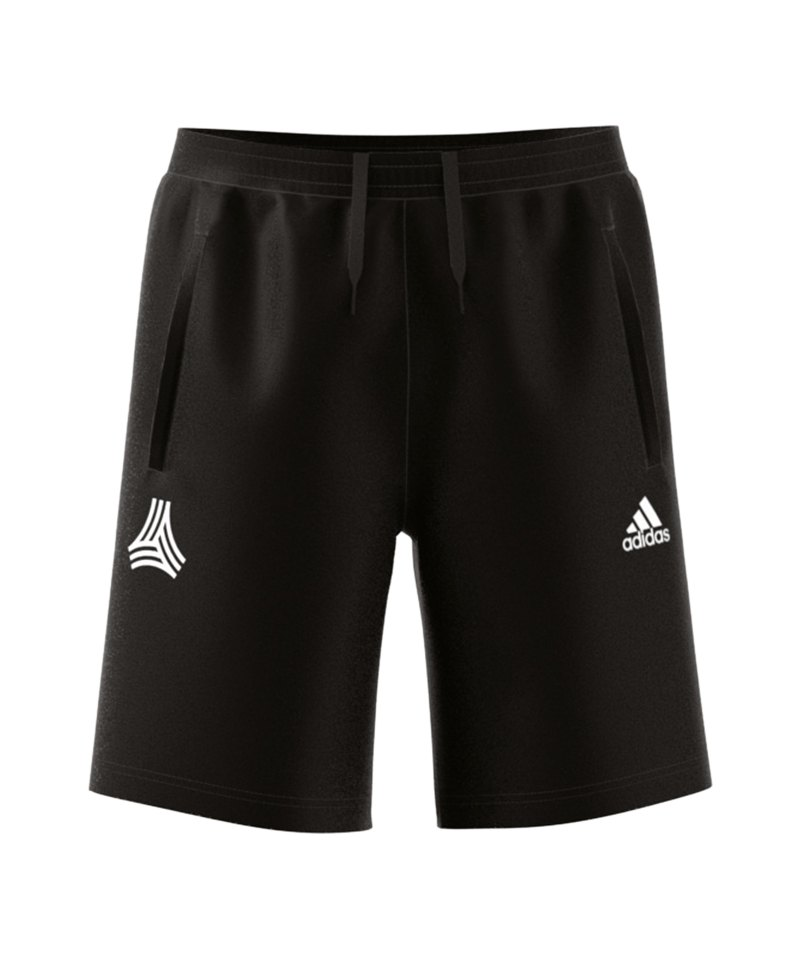 adidas Tango Sweat Graphic Short Schwarz
