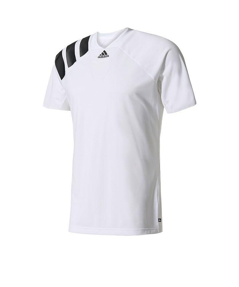 Adidas Climacool Trainings Trikot Shirt blau weiß Gr. M