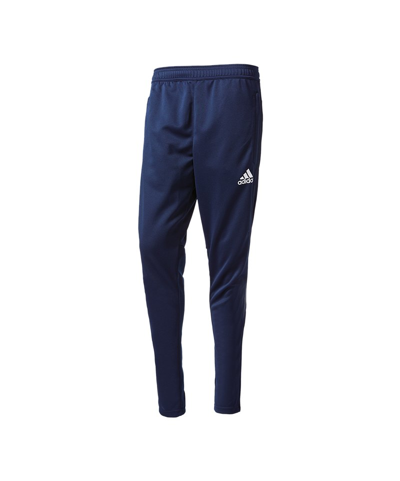 adidas tiro 17 training pant jogginghose blau teamsport. Black Bedroom Furniture Sets. Home Design Ideas