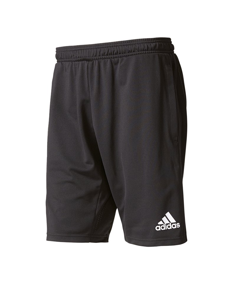 adidas tiro 17 training short hose kurz schwarz kurz. Black Bedroom Furniture Sets. Home Design Ideas