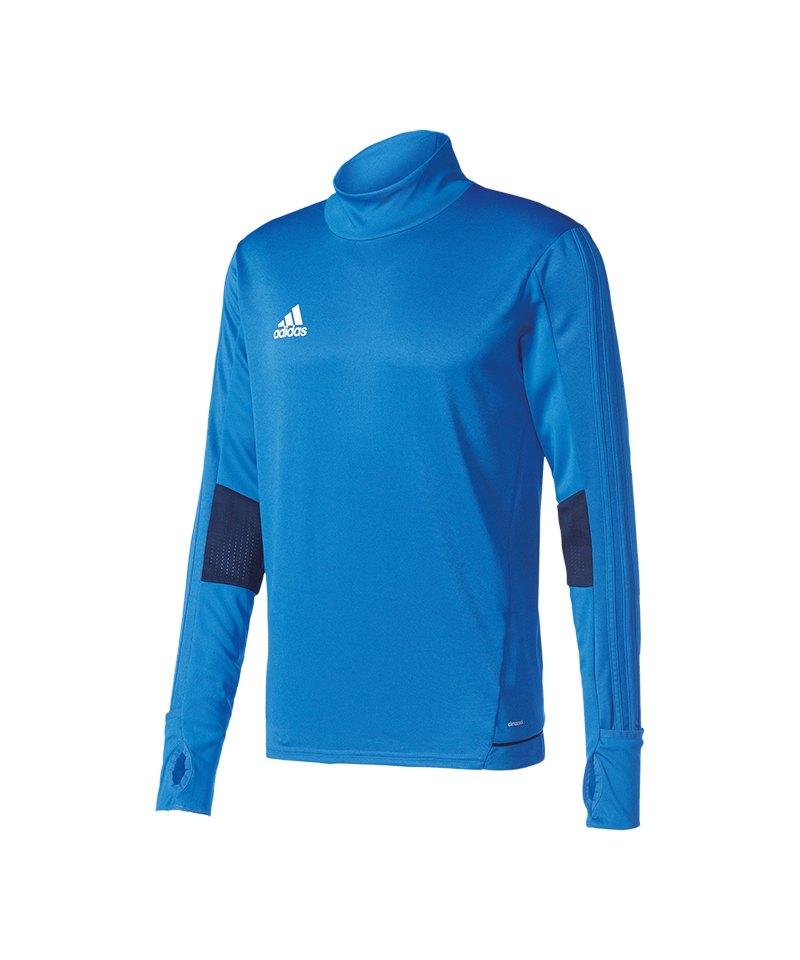 adidas Tiro 17 Trainingstop Blau