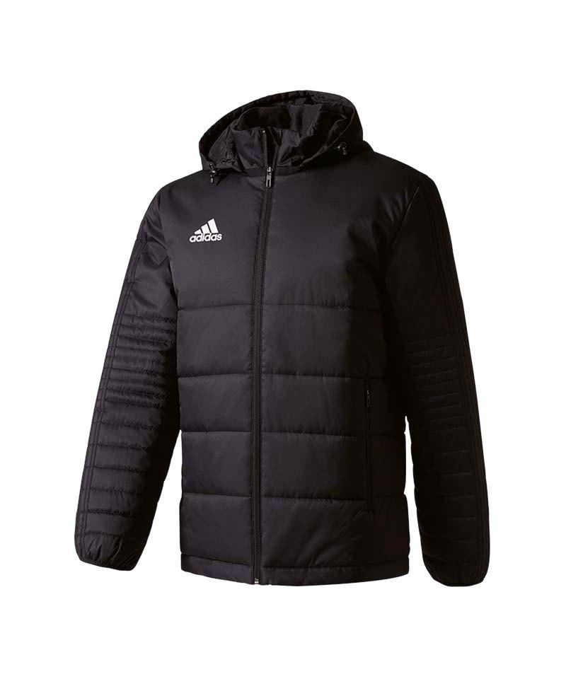 Adidas winterjacke schwarz damen