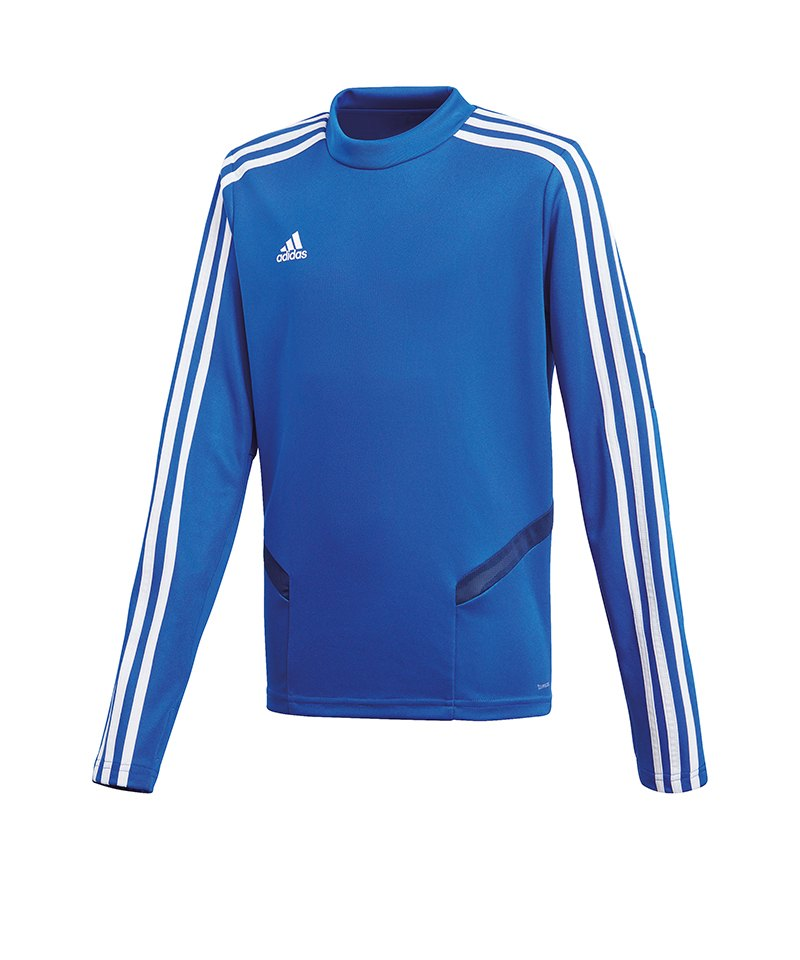adidas Tiro 19 Trainingstop Blau Weiss