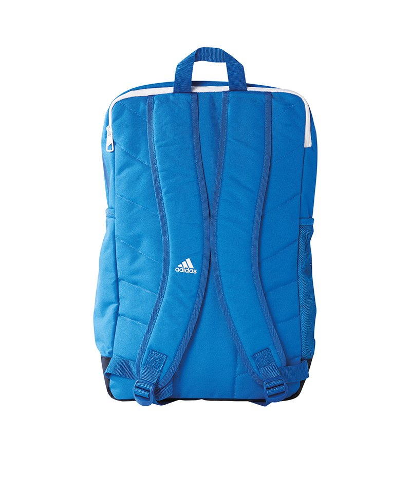adidas tiro backpack rucksack blau weiss rucksack. Black Bedroom Furniture Sets. Home Design Ideas