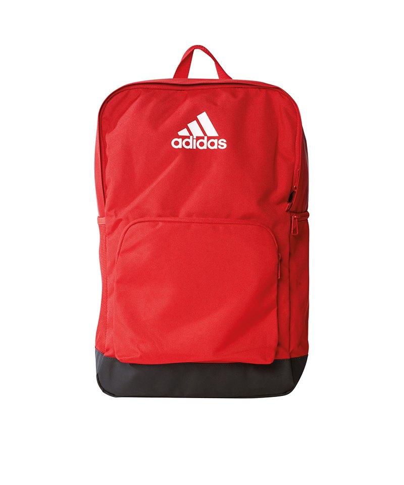 d374732029e98 adidas Tiro Backpack Rucksack Rot Schwarz Weiss - rot