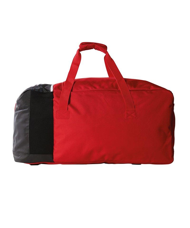 e62b83500a016 ... adidas Tiro Teambag Gr. L Rot Schwarz Weiss - rot ...