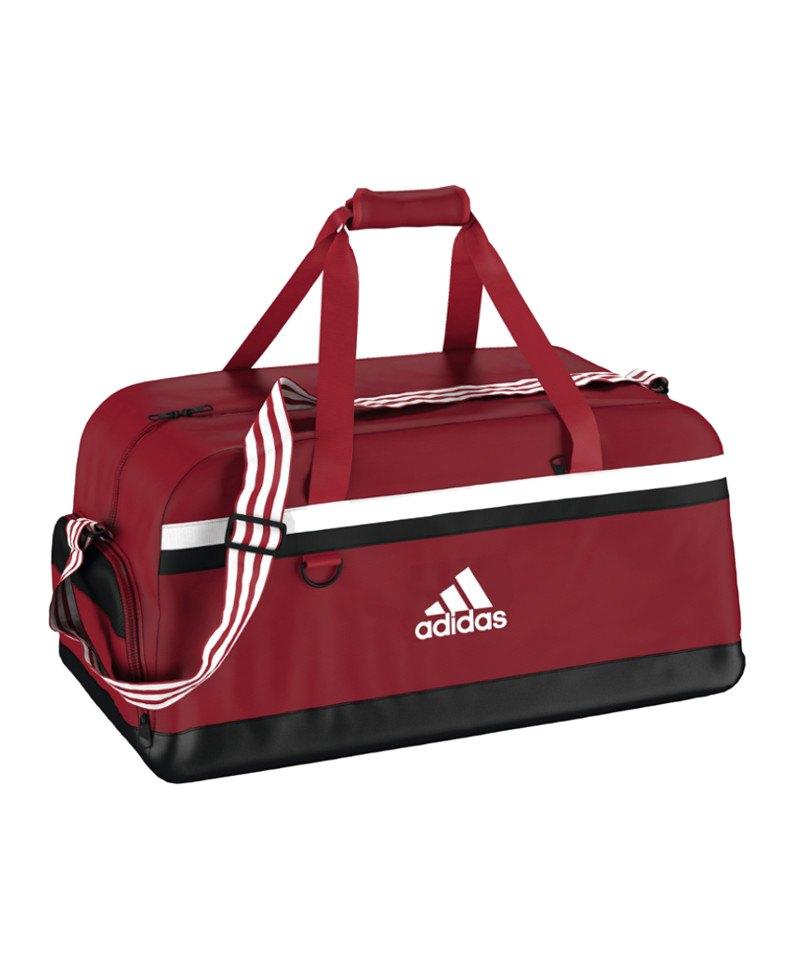 a48e1cd17add0 adidas Tiro Teambag Sporttasche Large Rot - rot