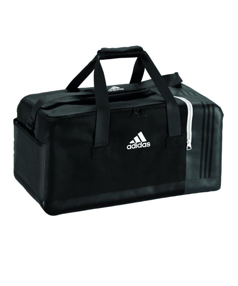 ab420ef3aa820 adidas Tiro Teambag Sporttasche Medium Schwarz - schwarz