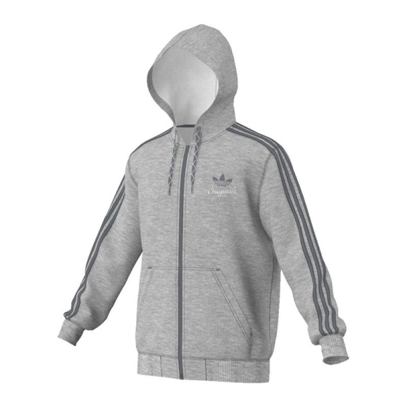 adidas originals spo hooded floc sweat jacket blue car interior design. Black Bedroom Furniture Sets. Home Design Ideas