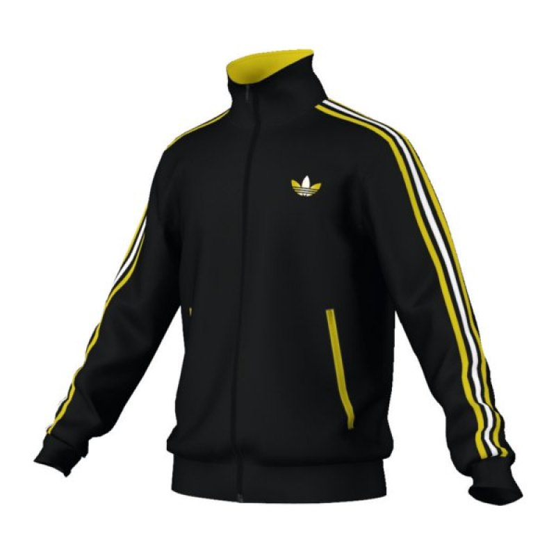 adidas originals firebird track jacket men s mustang brown. Black Bedroom Furniture Sets. Home Design Ideas