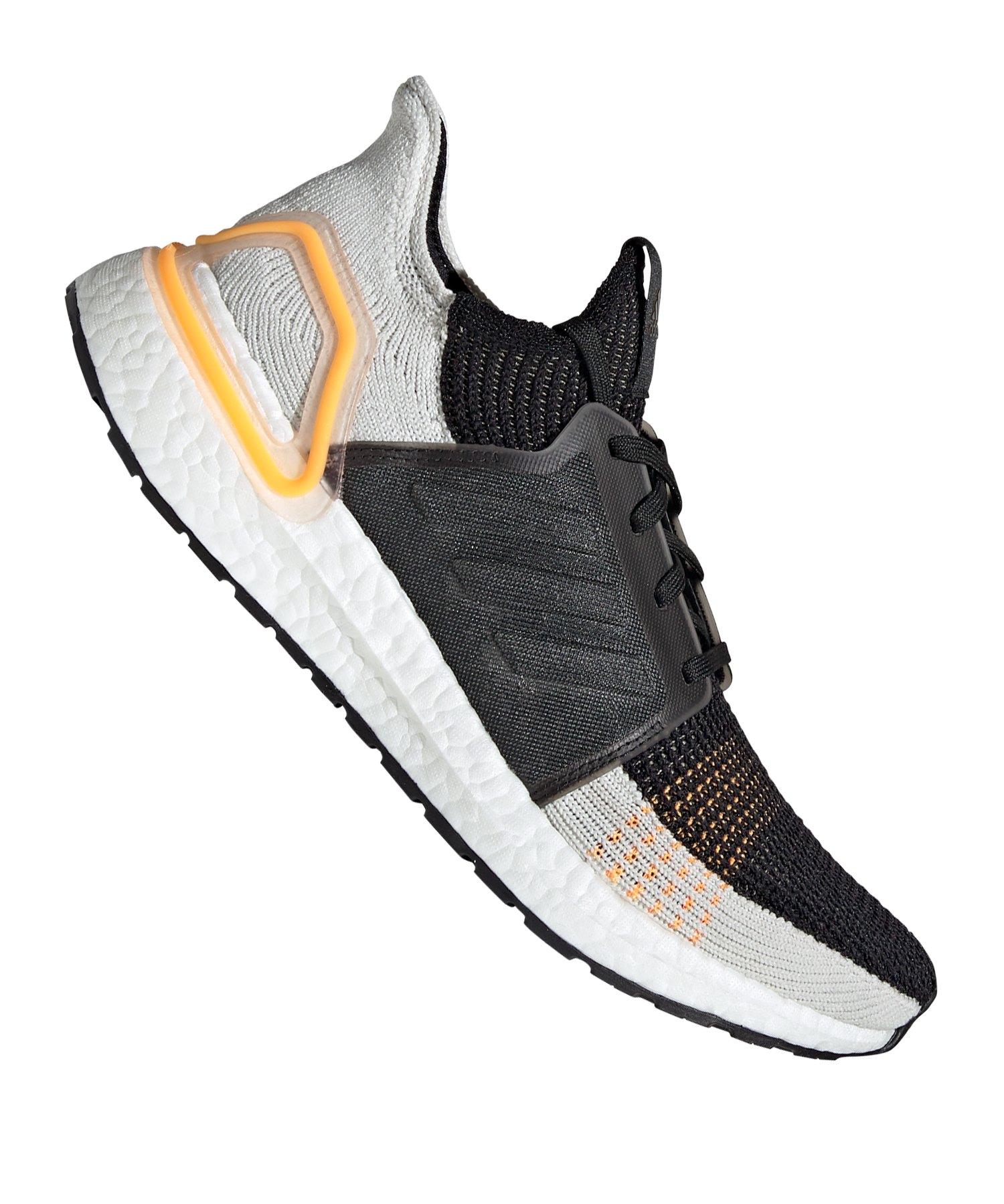 adidas Ultra Boost 19 Running Braun Rot