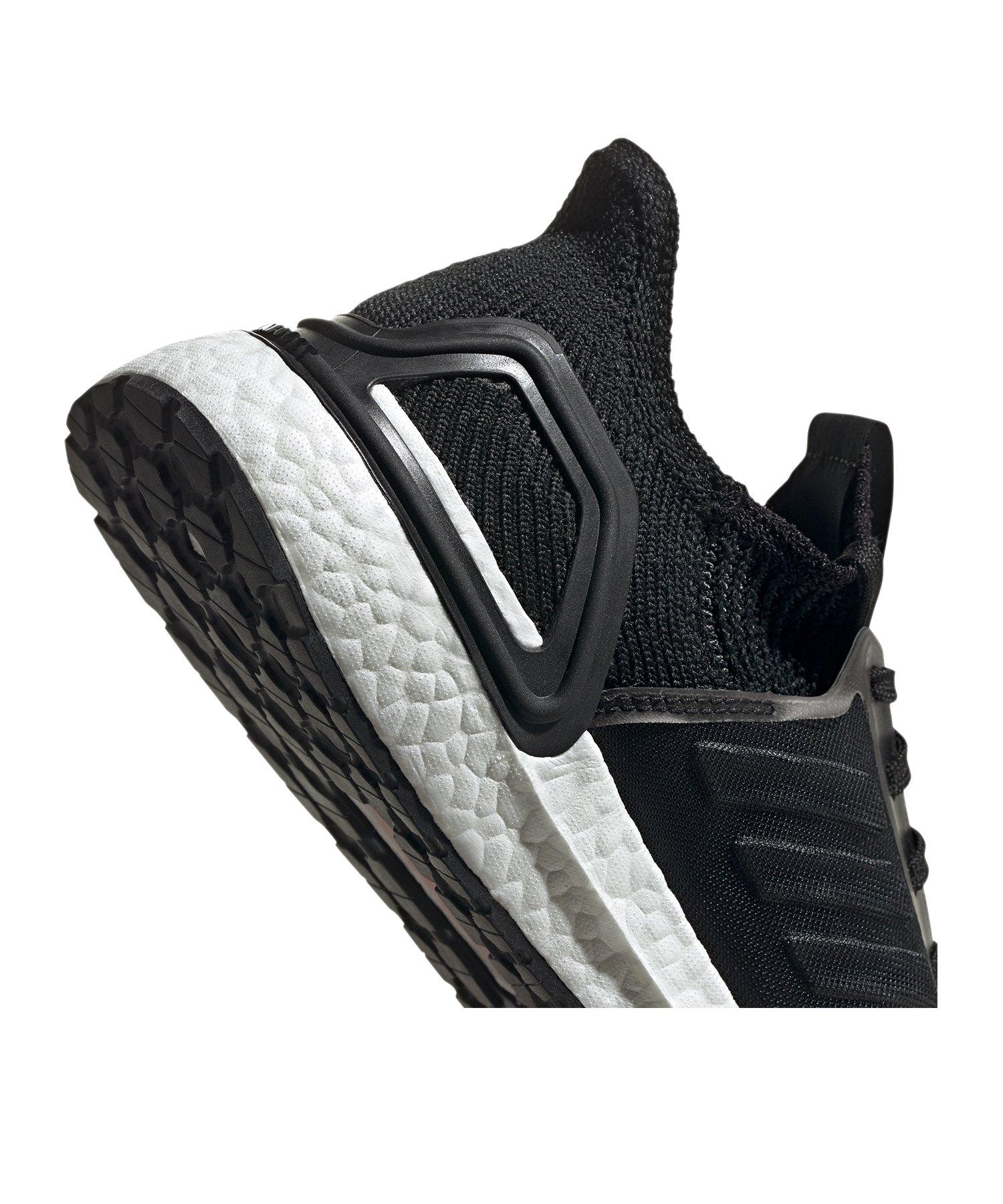 adidas Ultra Boost 19 Running Damen Schwarz