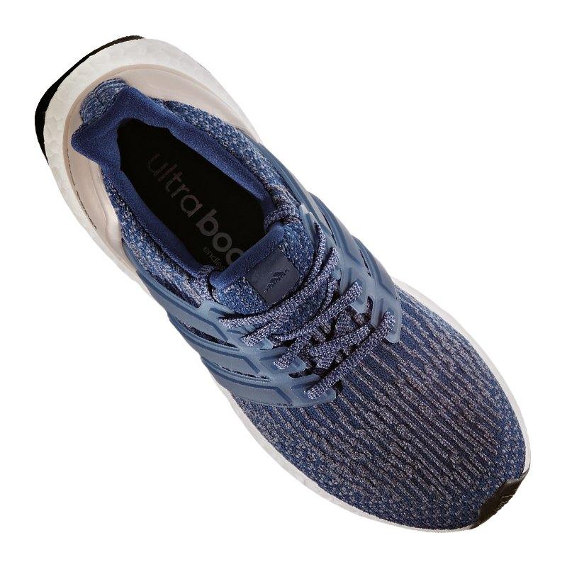 adidas ultra boost running damen blau weiss laufen. Black Bedroom Furniture Sets. Home Design Ideas