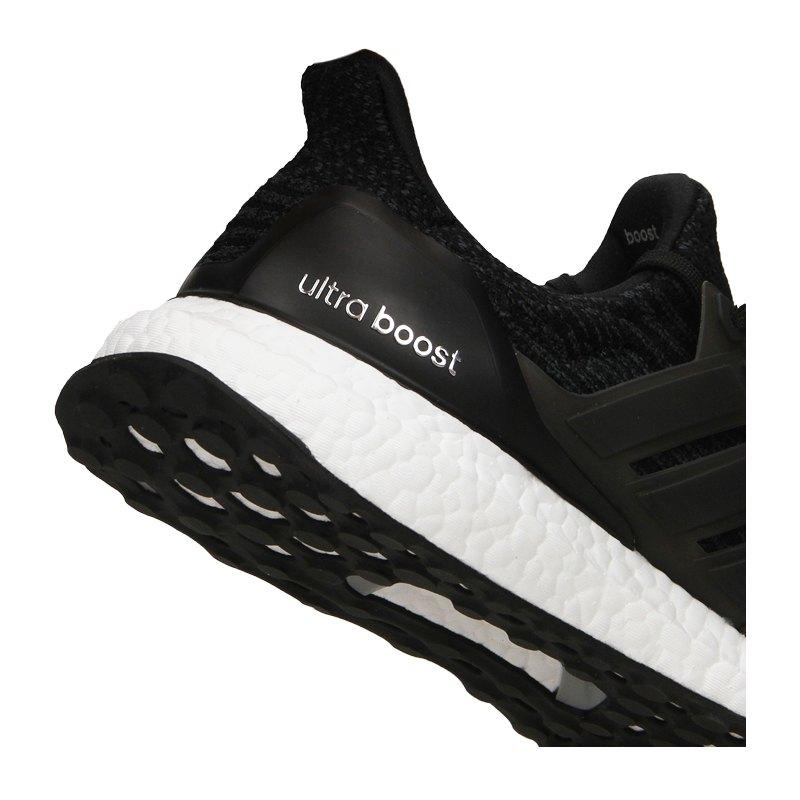 Adidas Ultra Boost Grau Schwarz