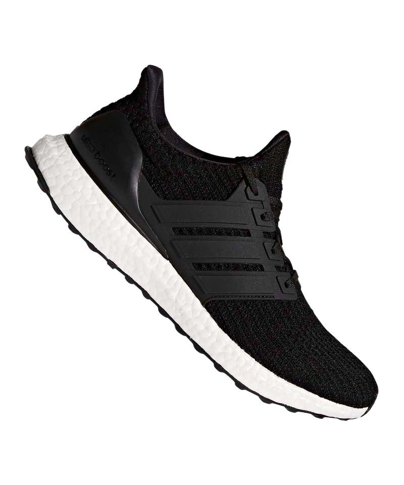 online retailer a8d5b 48033 adidas Ultra Boost Running Schwarz Weiss - schwarz